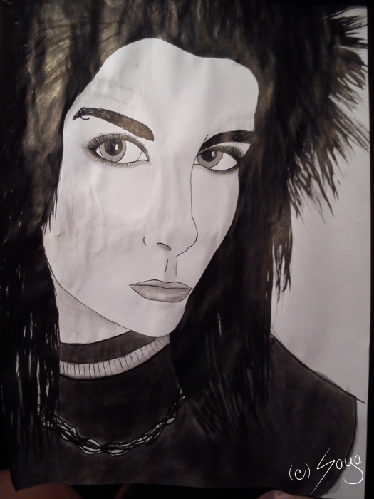 Bill Kaulitz by Saya-Mi